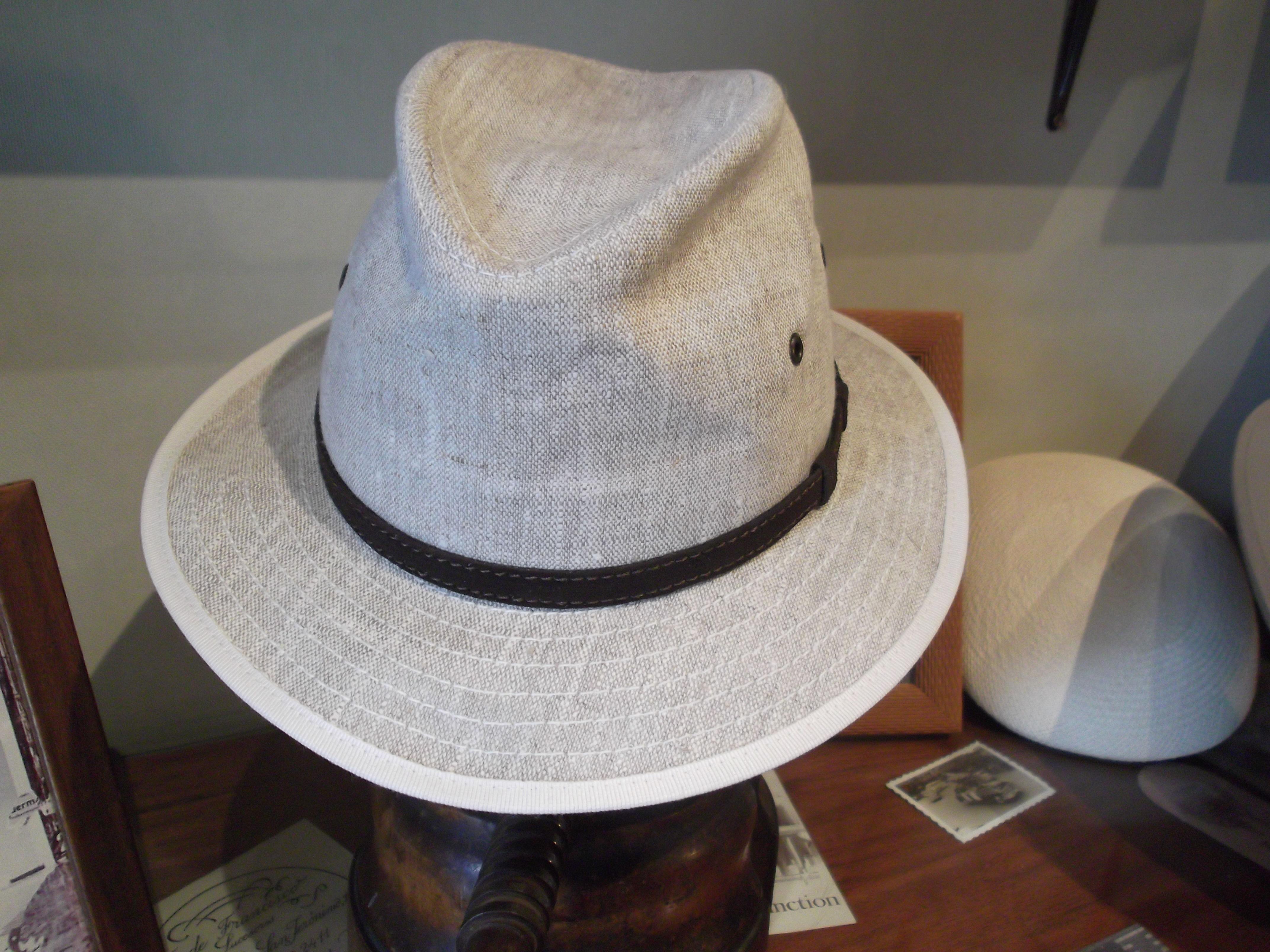 Sombrero lino.