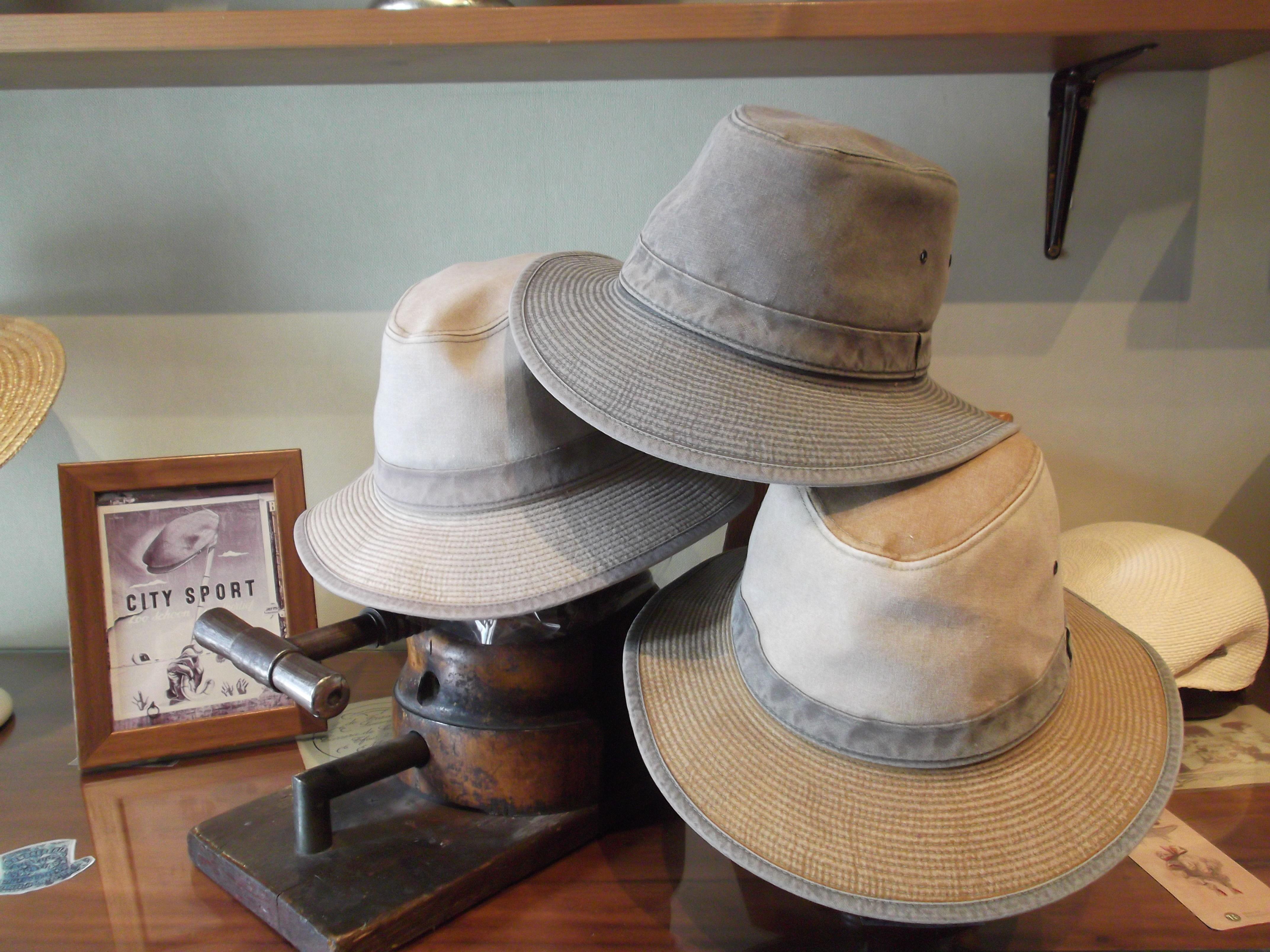 Sombrero algodón.