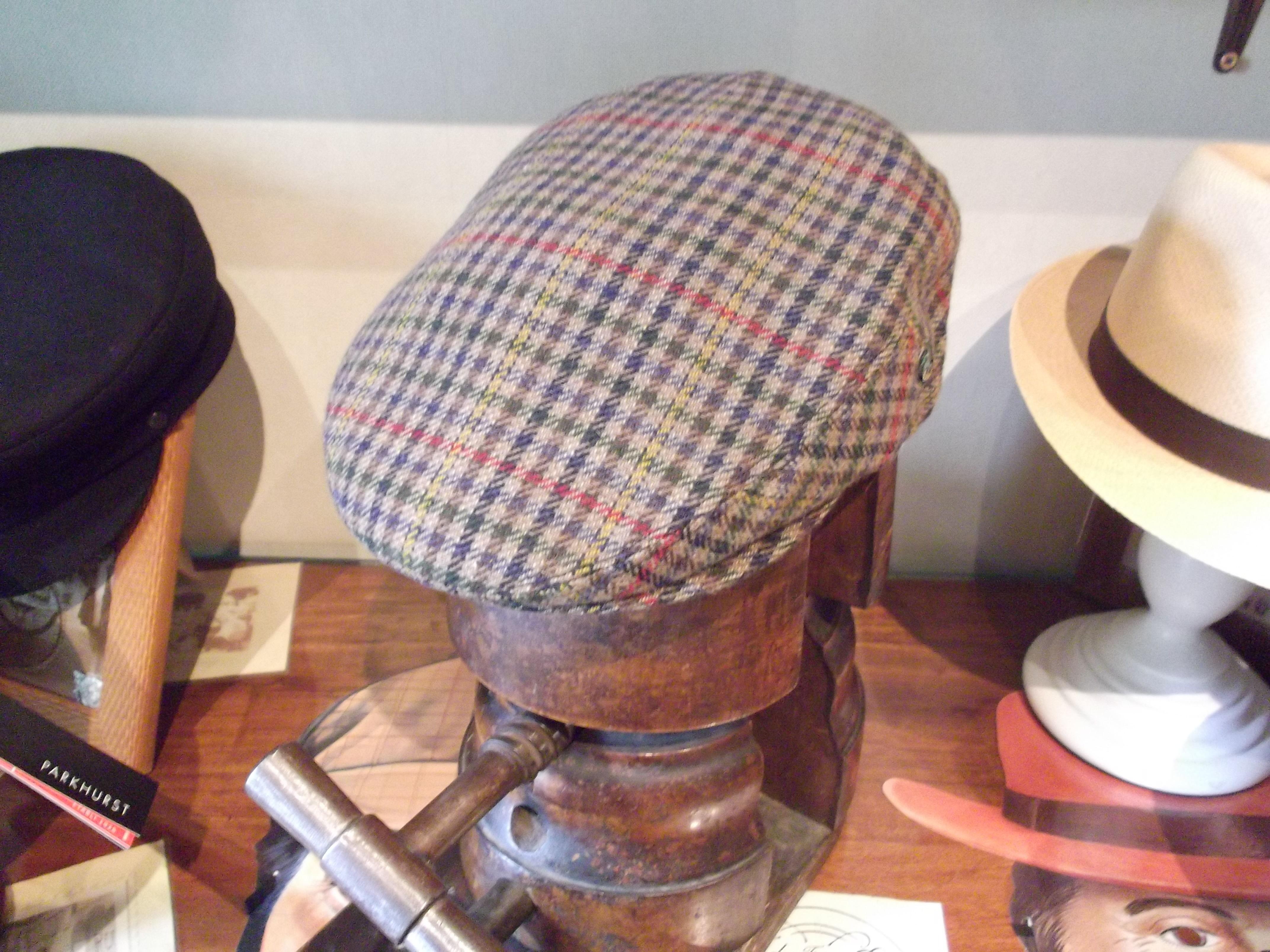 Gorra cachemir and wool. Tallas de la 56 a la 61: Catálogo de Sombrerería Citysport