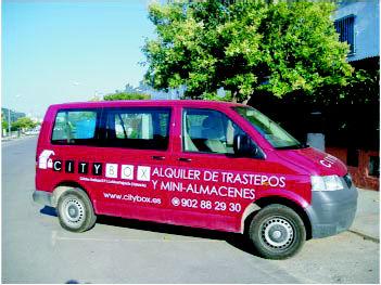 Foto 4 de Mudanzas y guardamuebles en  | Citybox Valencia Self Storage