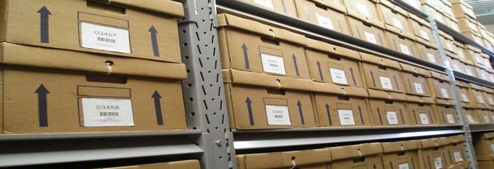 Empresa de custodia de archivos