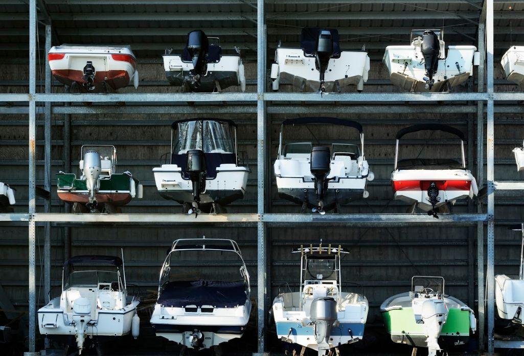 Alquiler de trasteros para embarcaciones : Catálogo de Citybox Valencia Self Storage