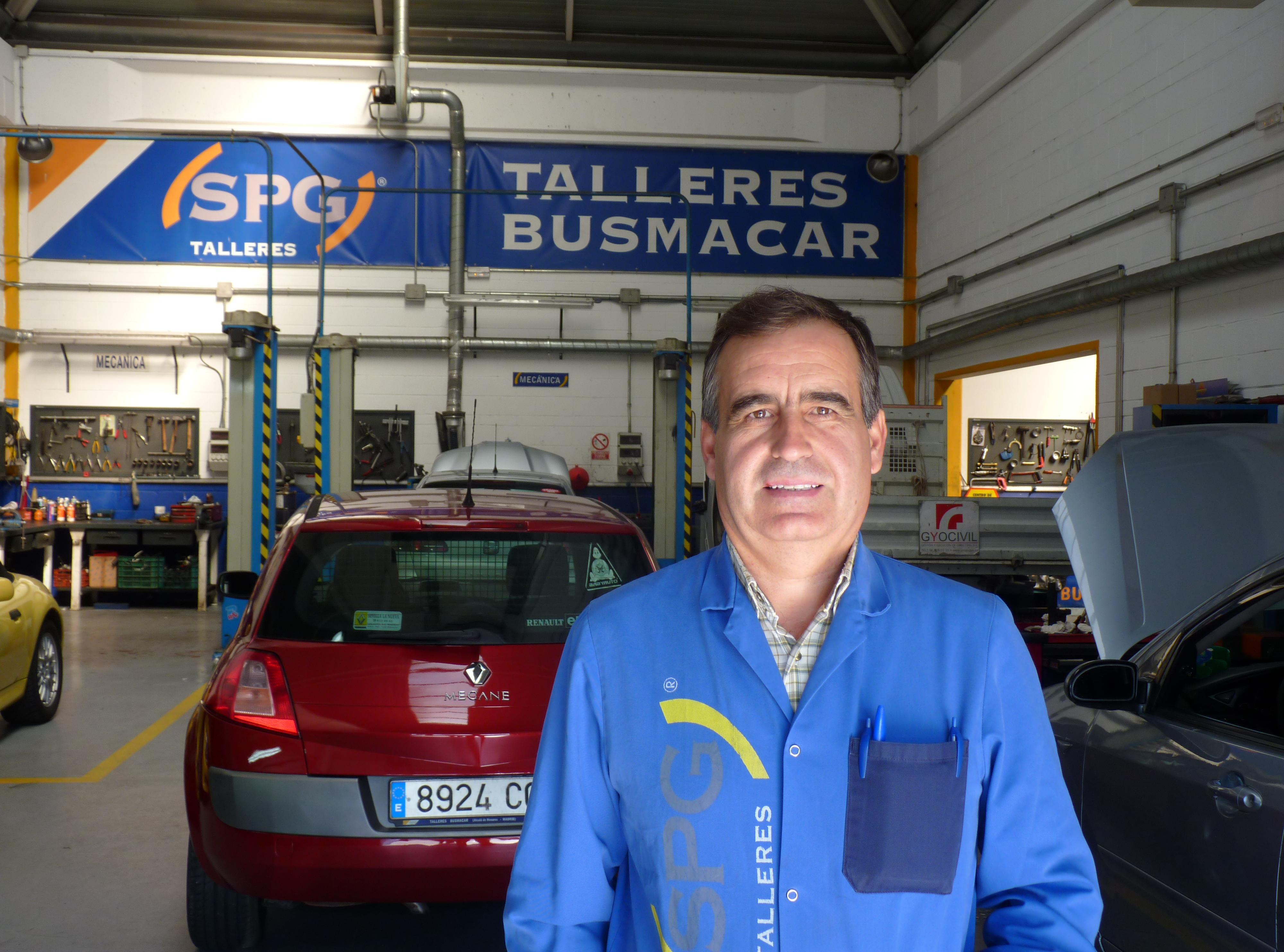 Foto 12 de Talleres de automóviles en Alcalá de Henares | Talleres Busmacar