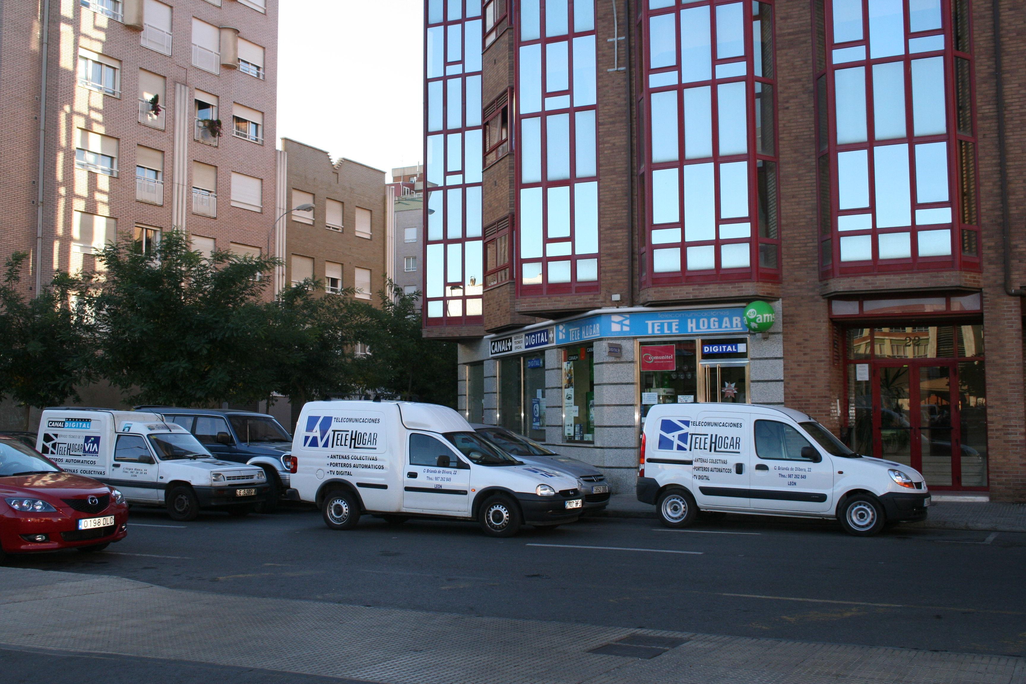 Foto 5 de Antenas en León   TeleHogar León, S.L.