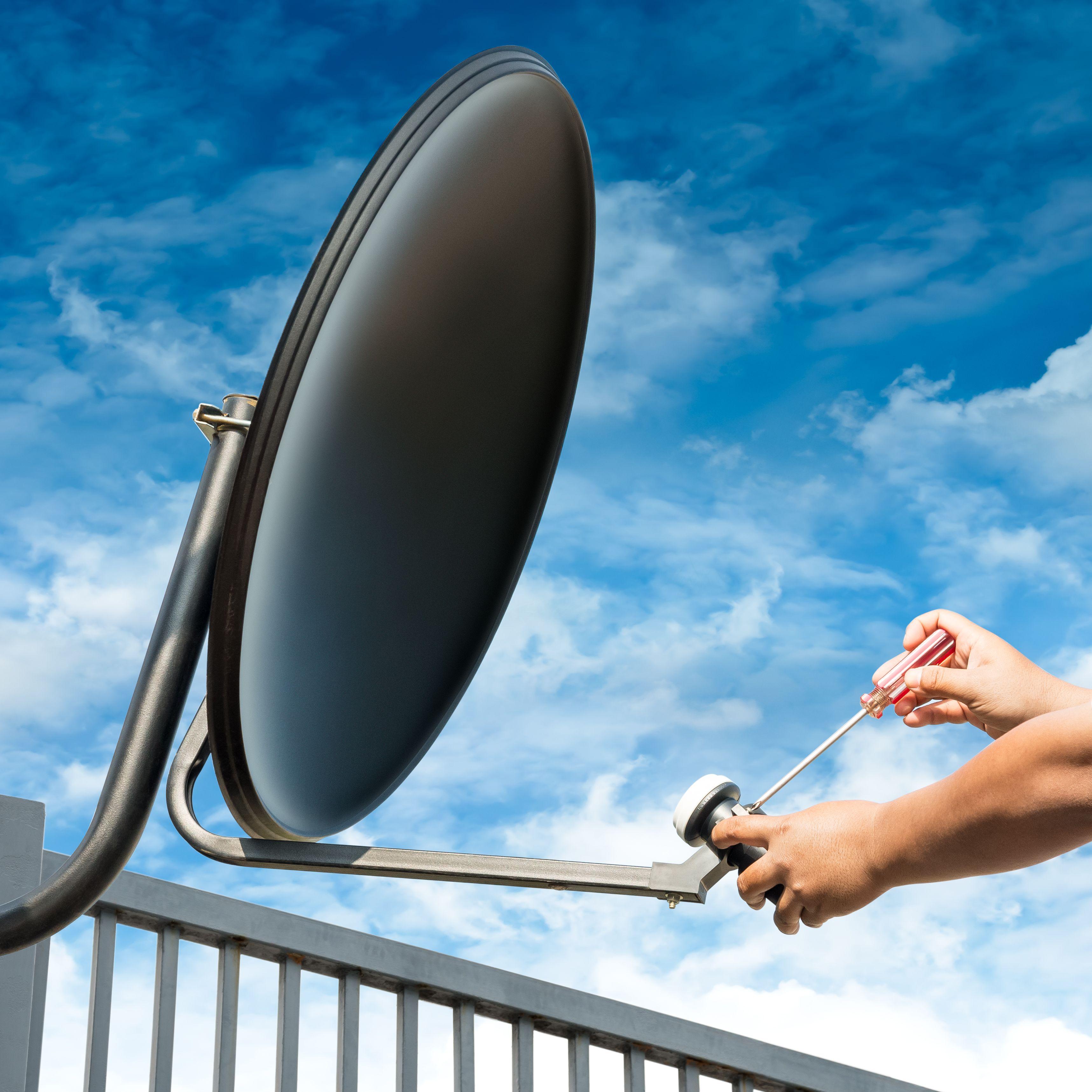 Antenas individuales y colectivas: Servicios de TeleHogar León, S.L.