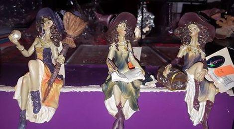 Brujas de la suerte, elimina negatividad : Catálogo de Talismán Tienda Esotérica