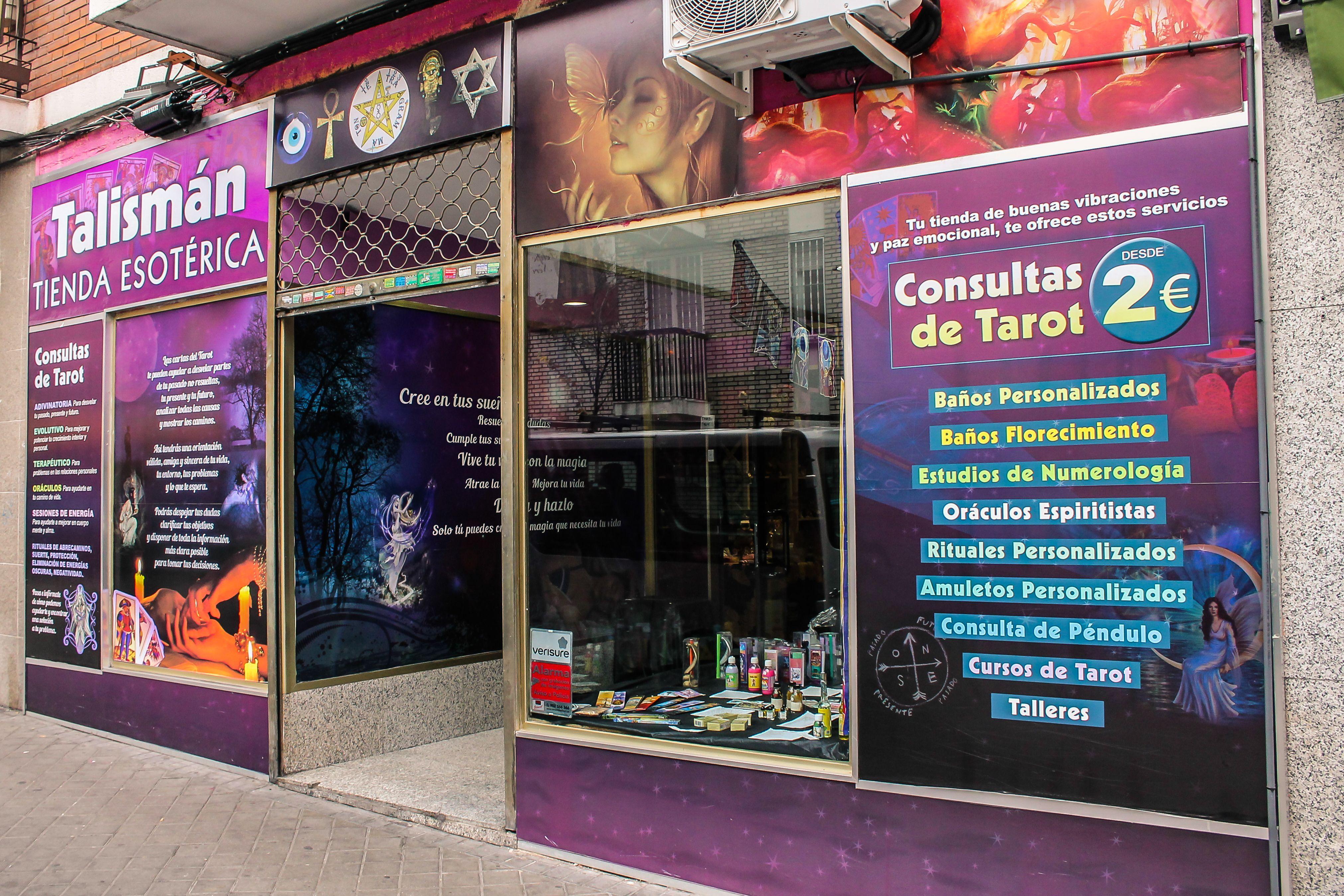 Foto 1 de Astrología y Esoterismo en Madrid | Talismán Tienda Esotérica