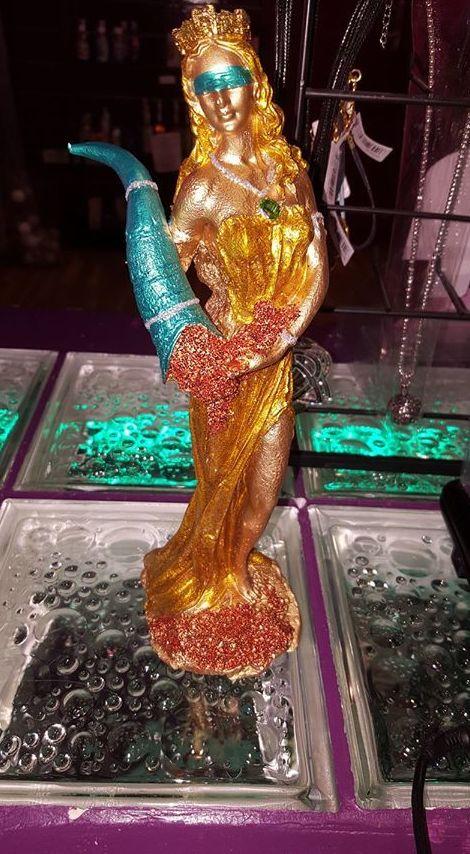Ritual completo diosa de la fortuna : Catálogo de Talismán Tienda Esotérica