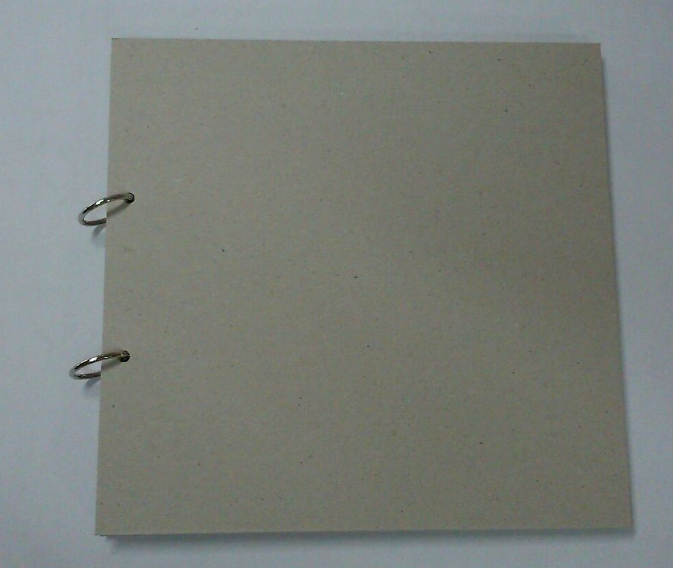CARDBOARD ALBUM CAL. 1.5    25 X 25: Catalogue de Contracolados Garce, S.L.