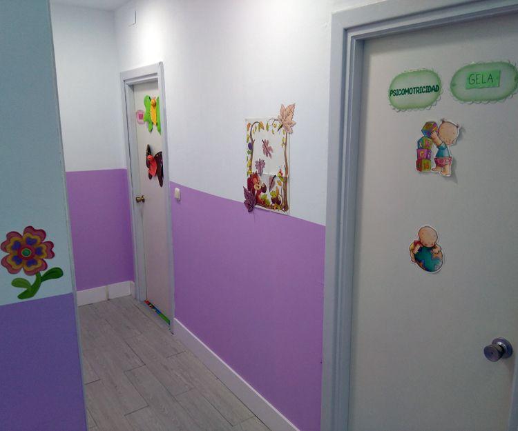Guardería con sala de psicomotricidad en Barakaldo