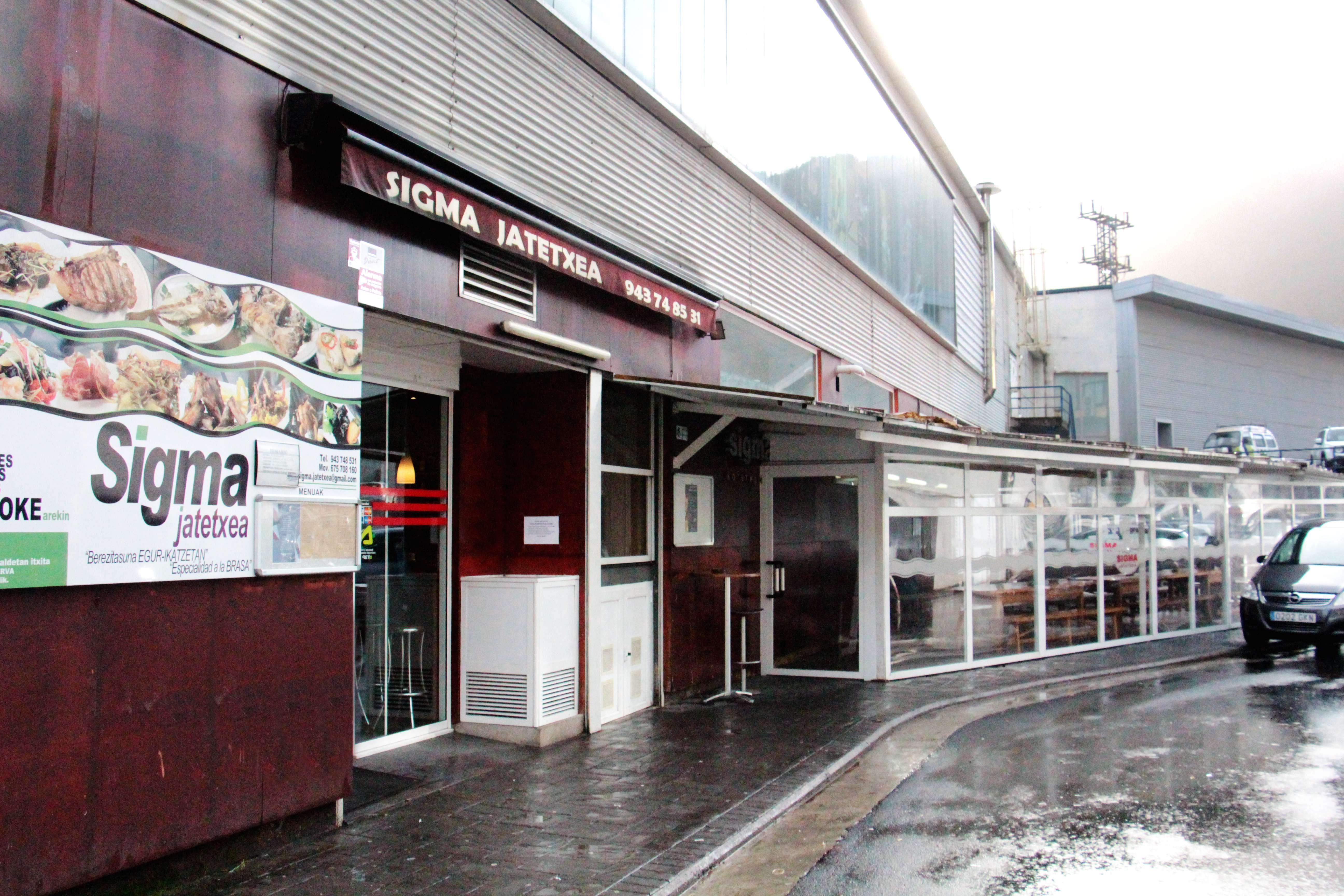 Restaurante recomendado en Elgoibar