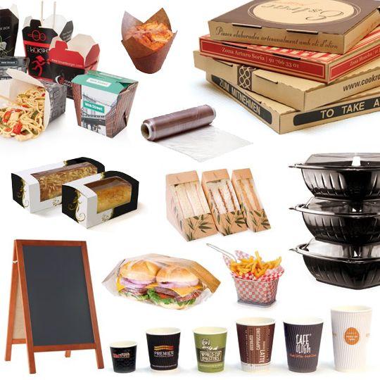 Productos desechables y hostelería