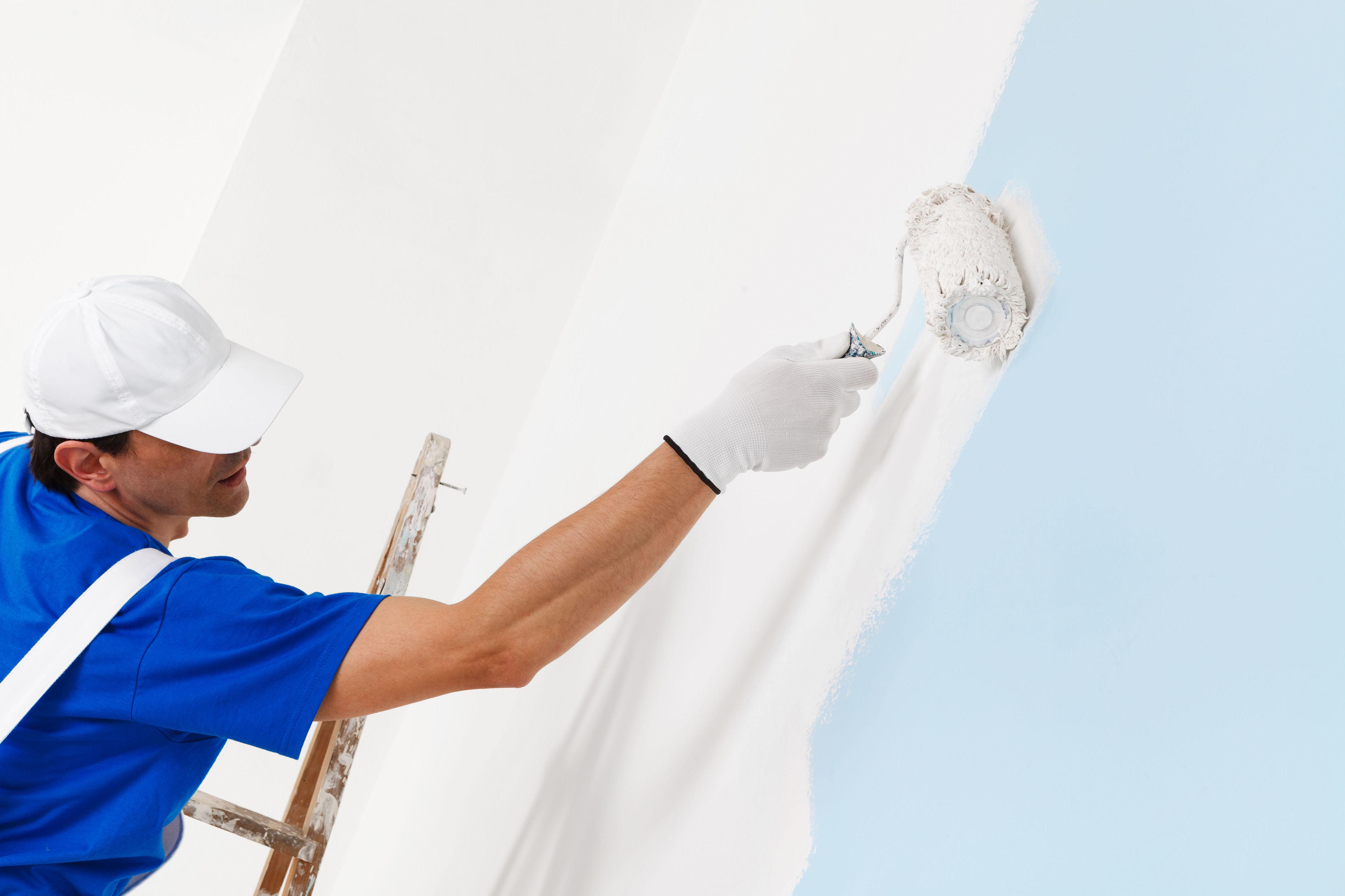 Pintura de interior y exterior