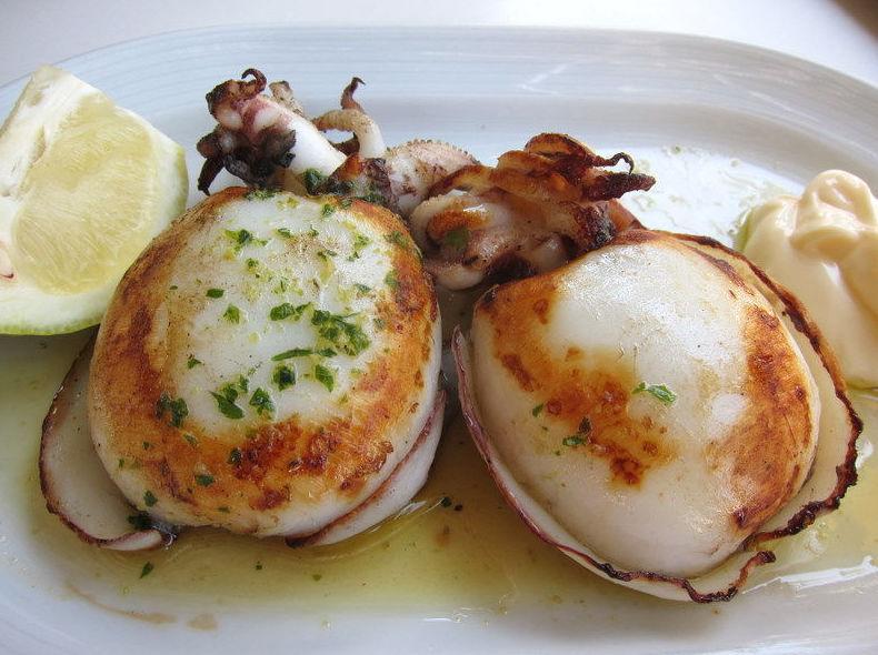 De la mar: Restaurante de Restaurante La Casona