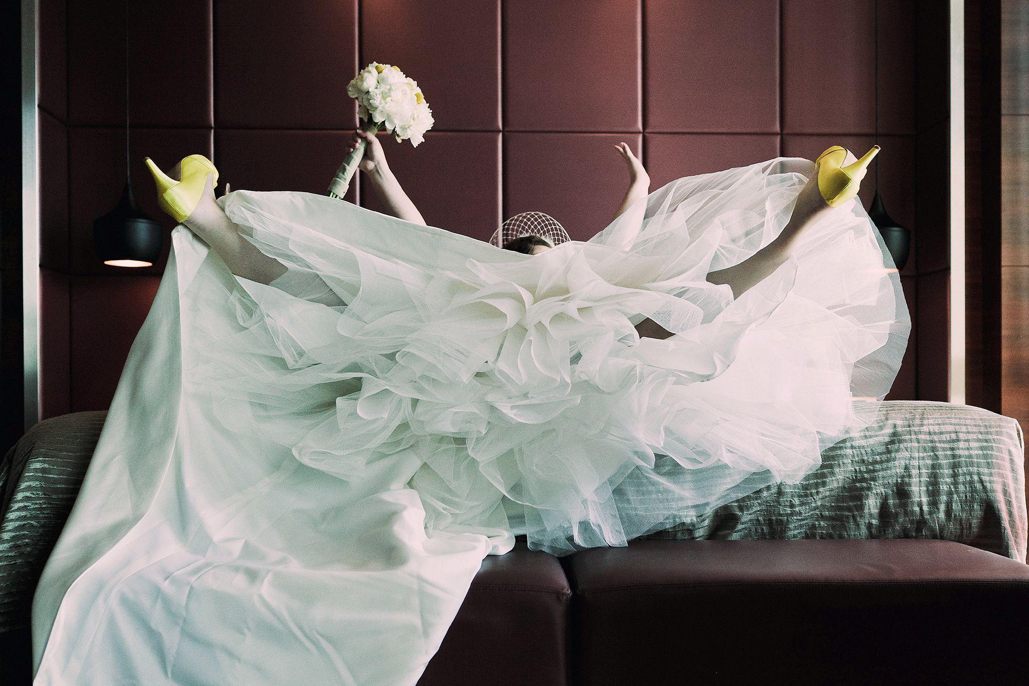Cuidamos todos los detalles de tu boda
