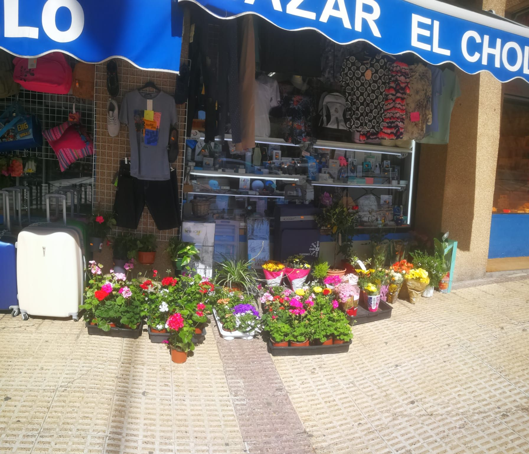 Bazar en Segovia