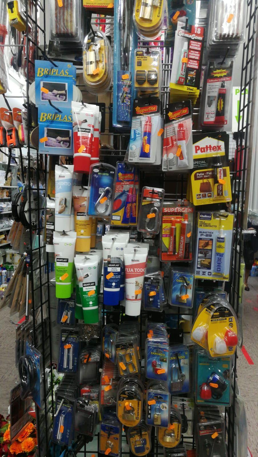 Foto 125 de Bazar en Segovia en    Bazar el chollo