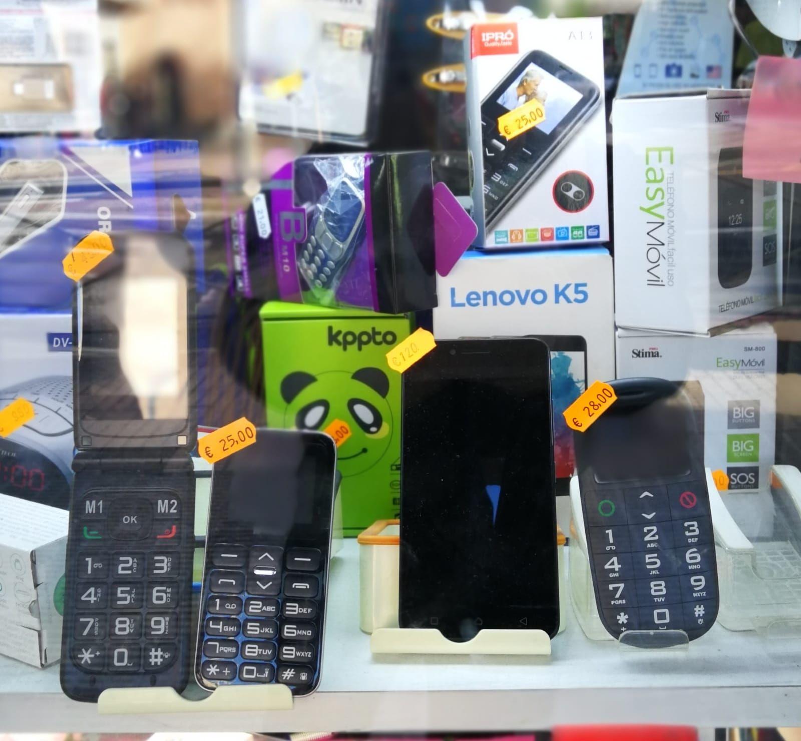Venta de móviles
