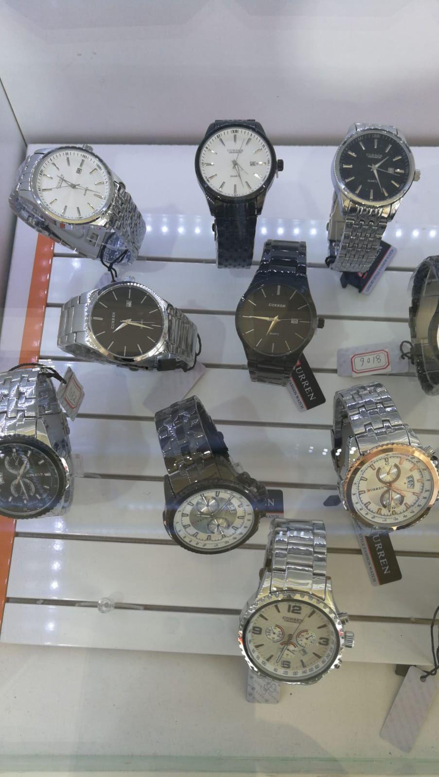 Relojes de señora y caballero