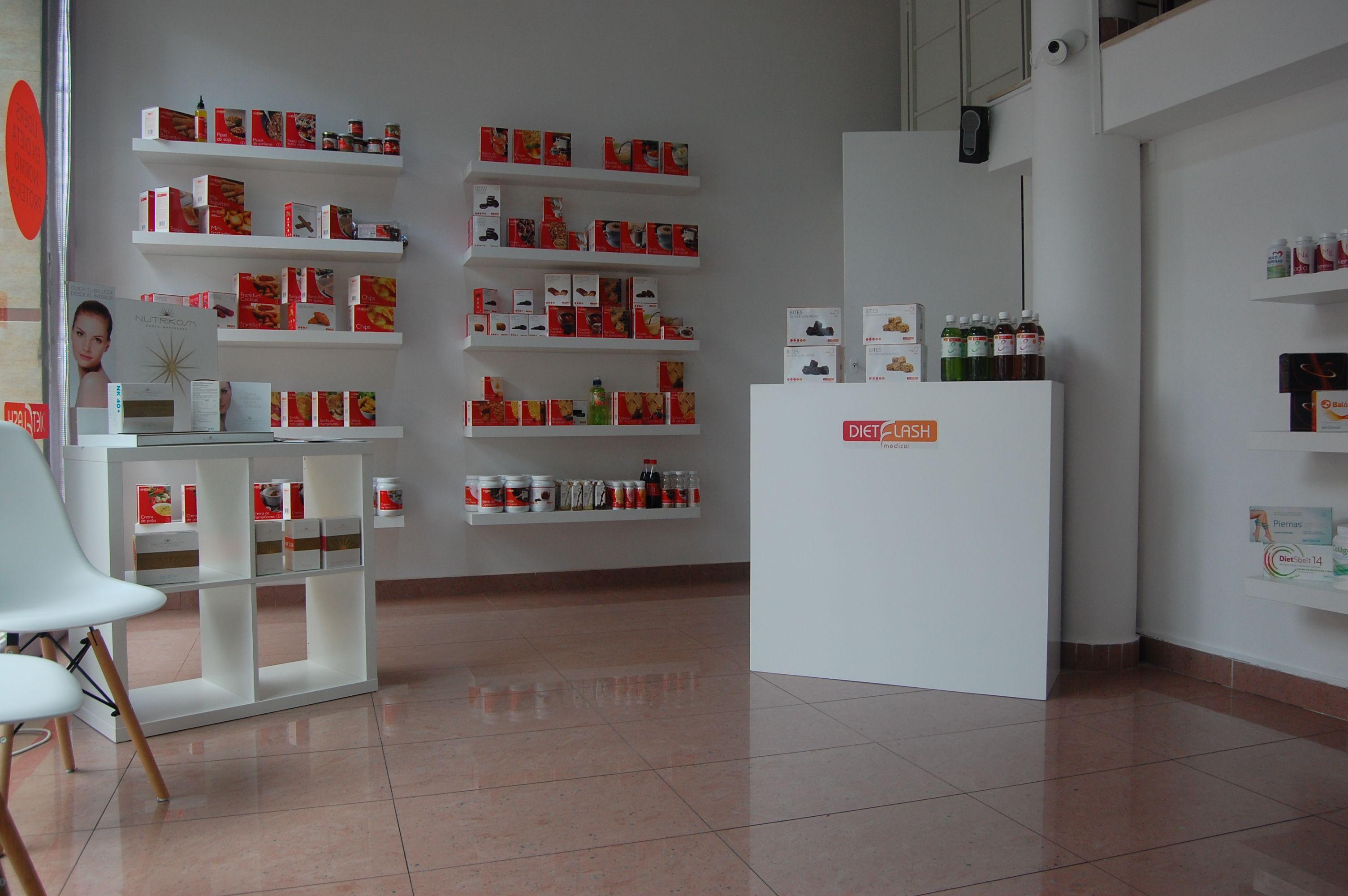 Productos de belleza en Barcelona