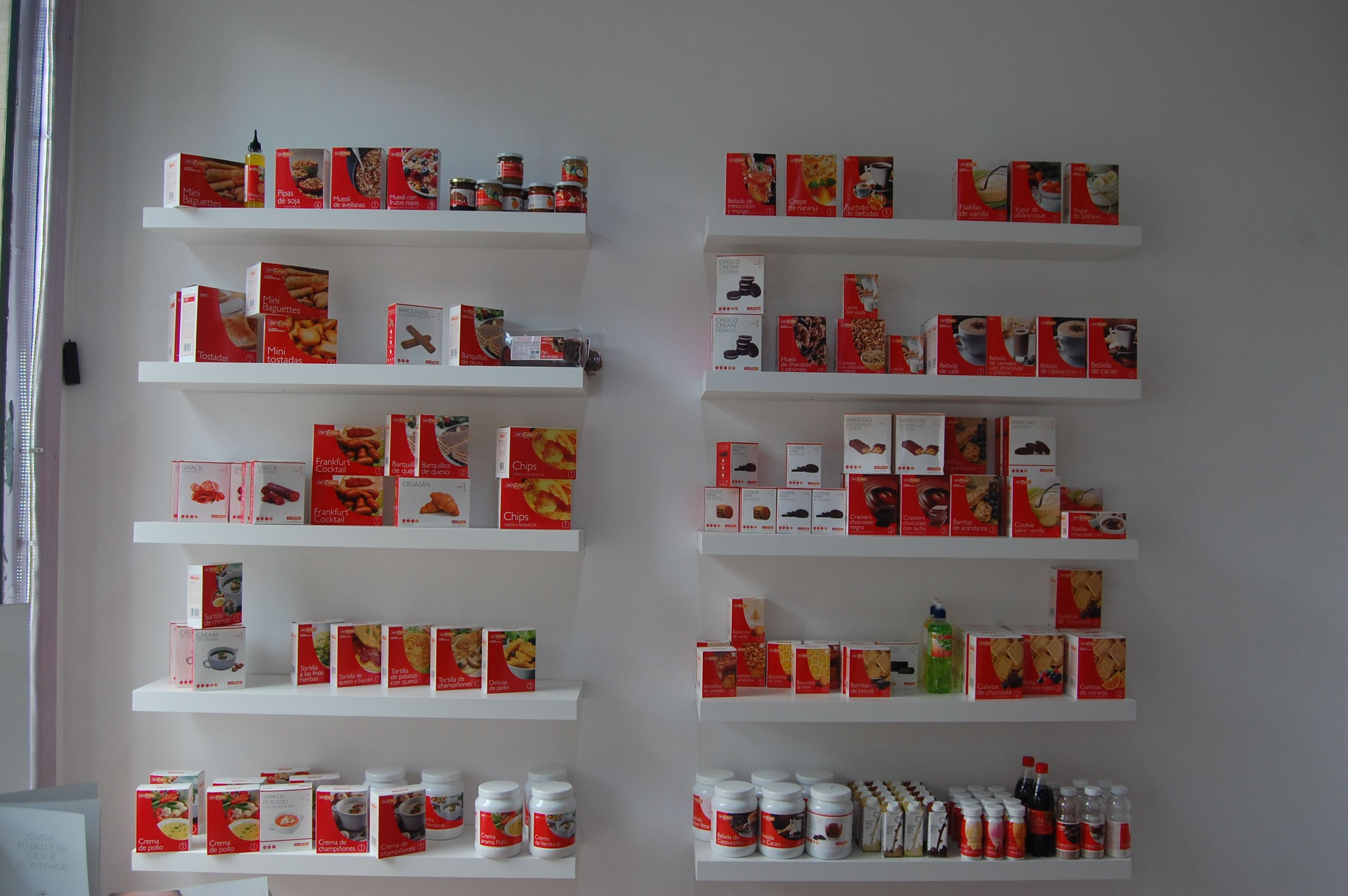 Productos de estética en Barcelona
