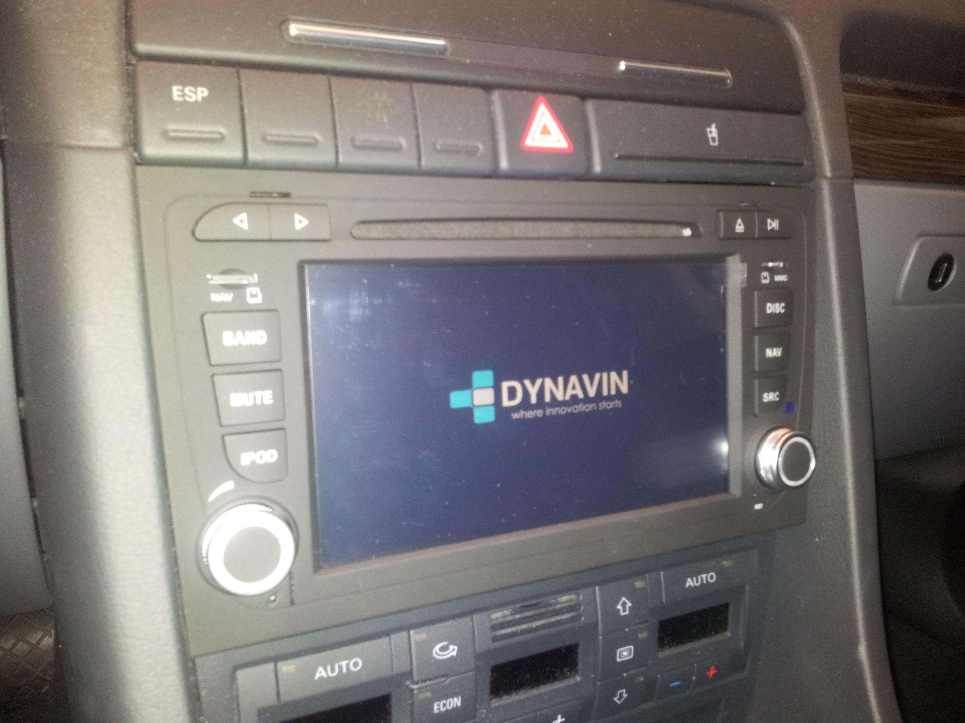 Dynavin Seat Exeo