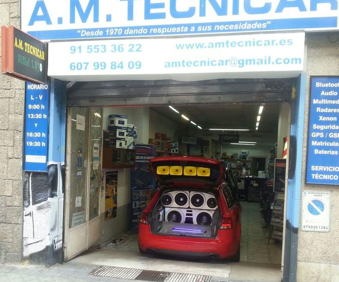 Servicio Técnico de la marca Wfinder en Madrid | A.M. Tecnicar