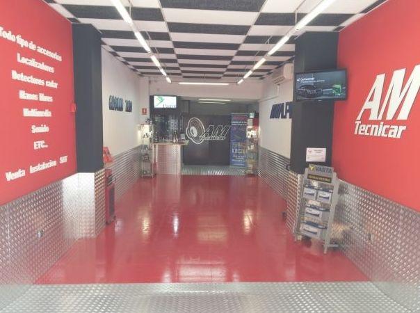 Accesorios para automóvil en Madrid | Tecnicar