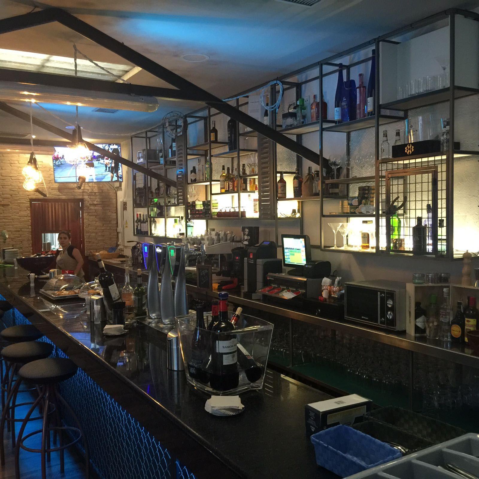 Buen restaurante en Arganzuela