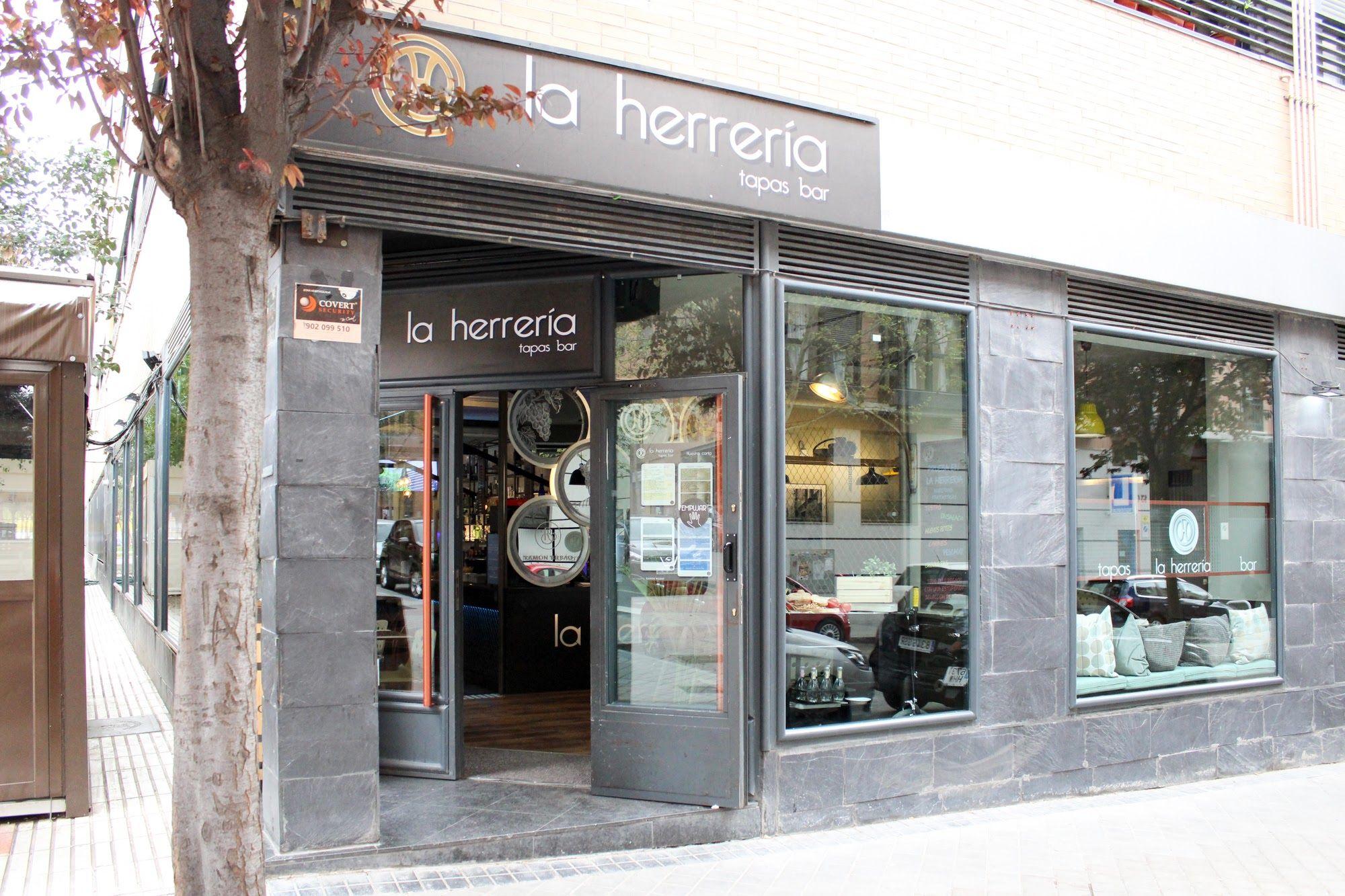 Foto 1 de Restaurante en Madrid | Restaurante La Herrería