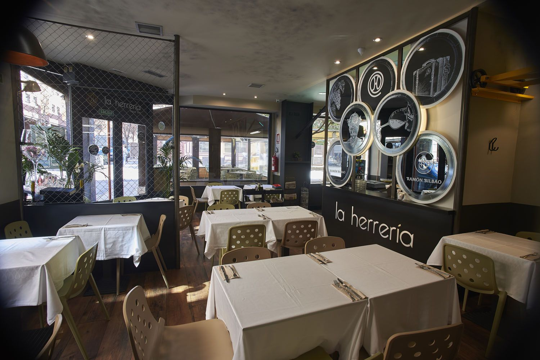 Restaurante con terraza en Madrid