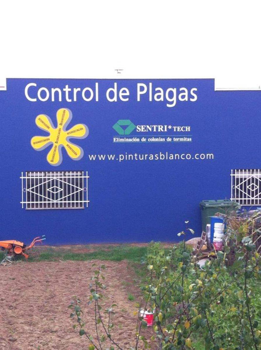 Control de plagas Zamora