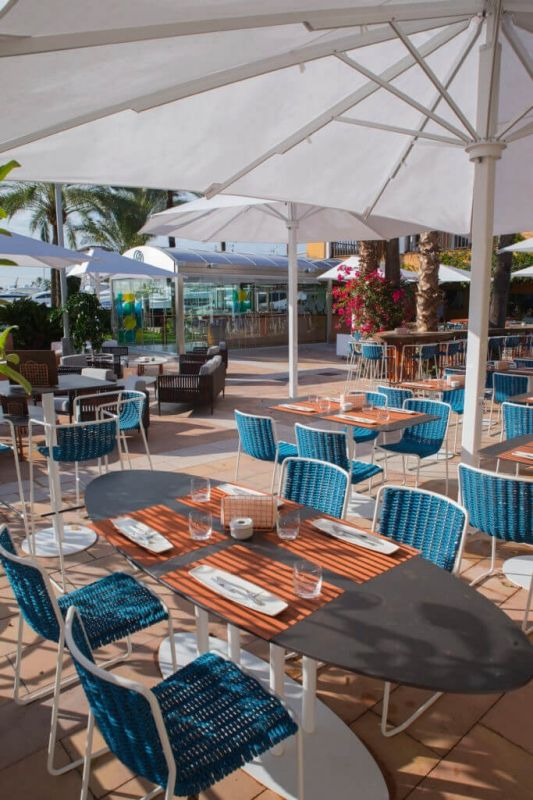Catering for events in Puerto Portals