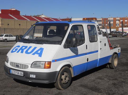 Baja vehiculos: Productos y servicios de L.J.M. Hermanos García, S.L.