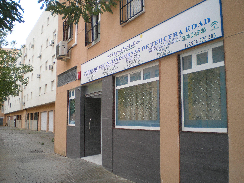 Centro para mayores con servicio de rehabillitación