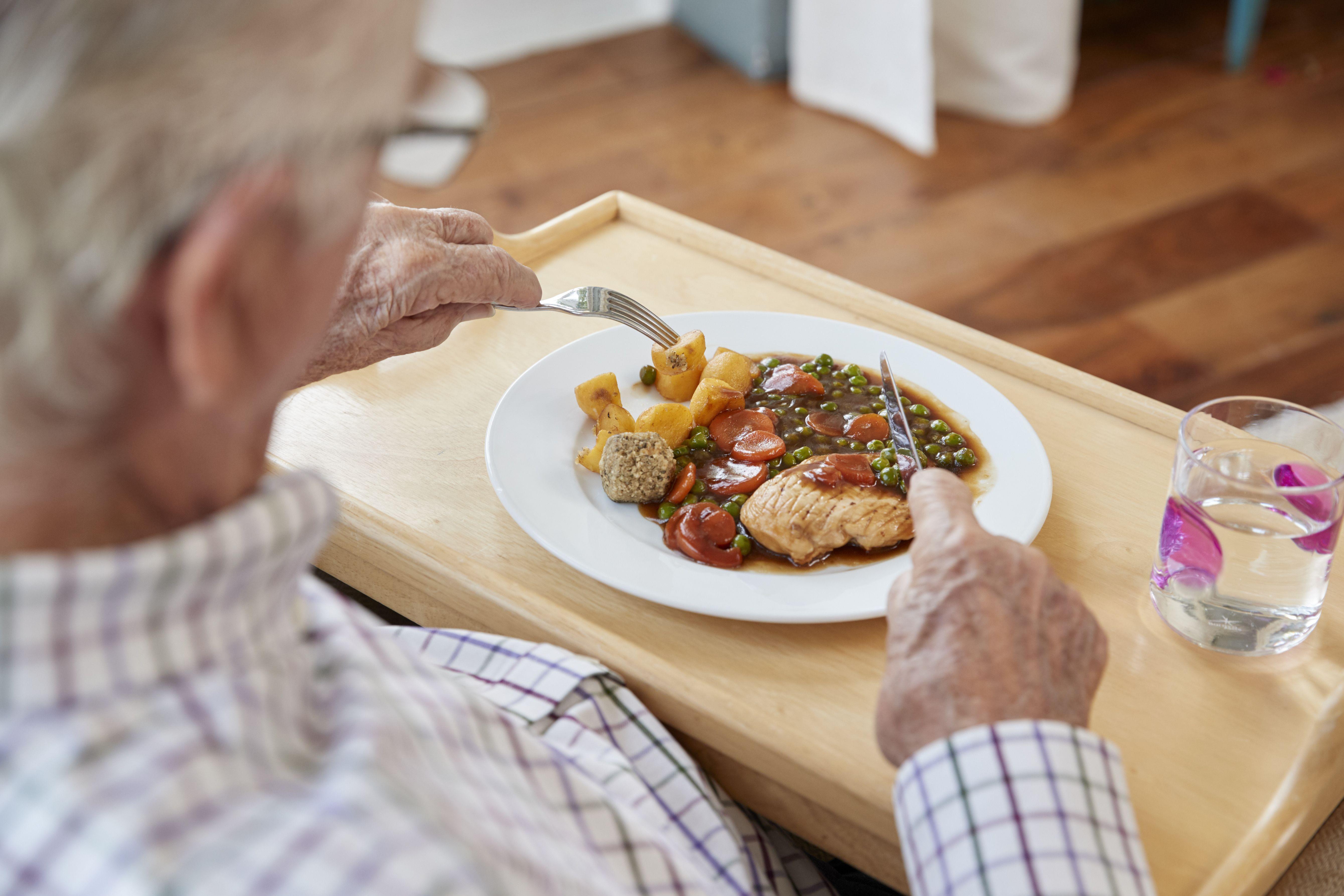 Servicio de comedor: Servicios de Hispalvida