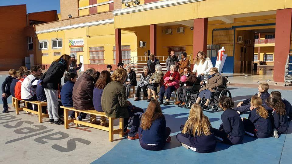 Centro para mayores en Sevilla