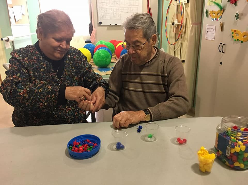 Centro para mayores en Sevilla con terapias de estimulación