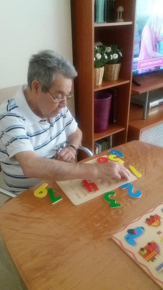 Actividades manuales para personas mayores