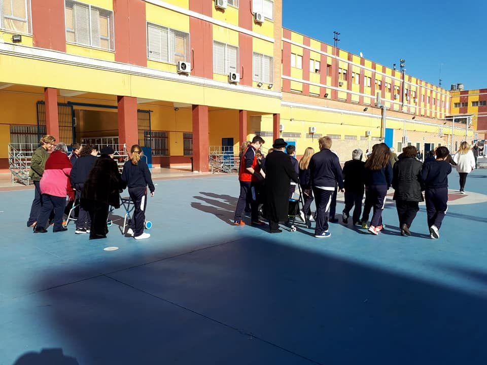 Centro para mayores en Sevilla con servicio de fisioterapia