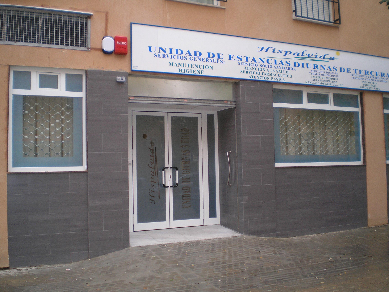 Centro para mayores con servicio de enfermería