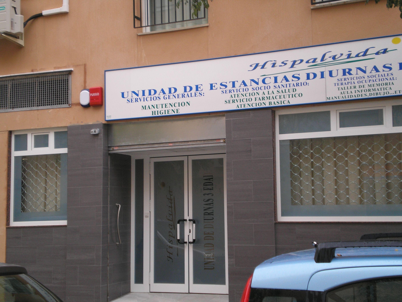 Centro de estancia diurna para mayores en Sevilla