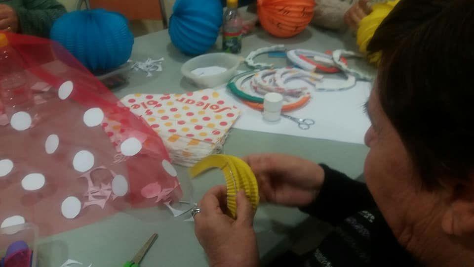 Cursos de actividades diversas para mayores