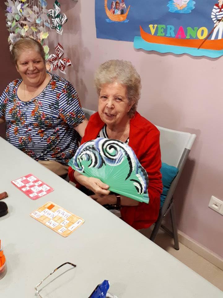 Centro diurno para personas mayores