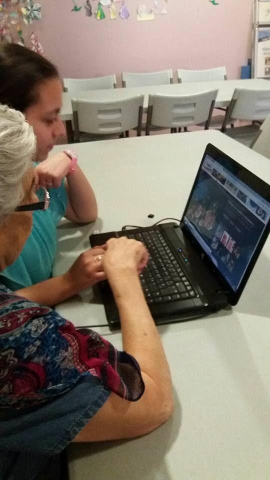 Impartición de cursos para personas mayores