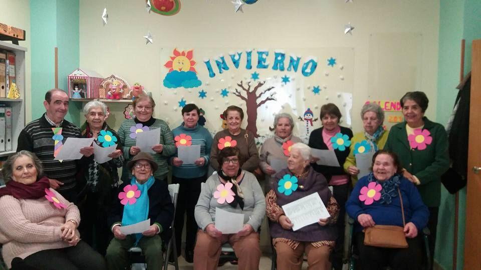Activadades colectivas para mayores en Sevilla