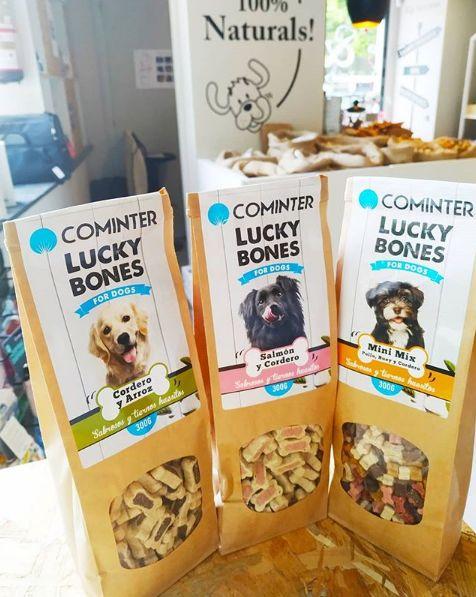 Alimentación para perros en Manresa