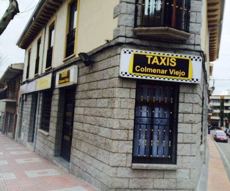 Radio taxi en Colmenar Viejo