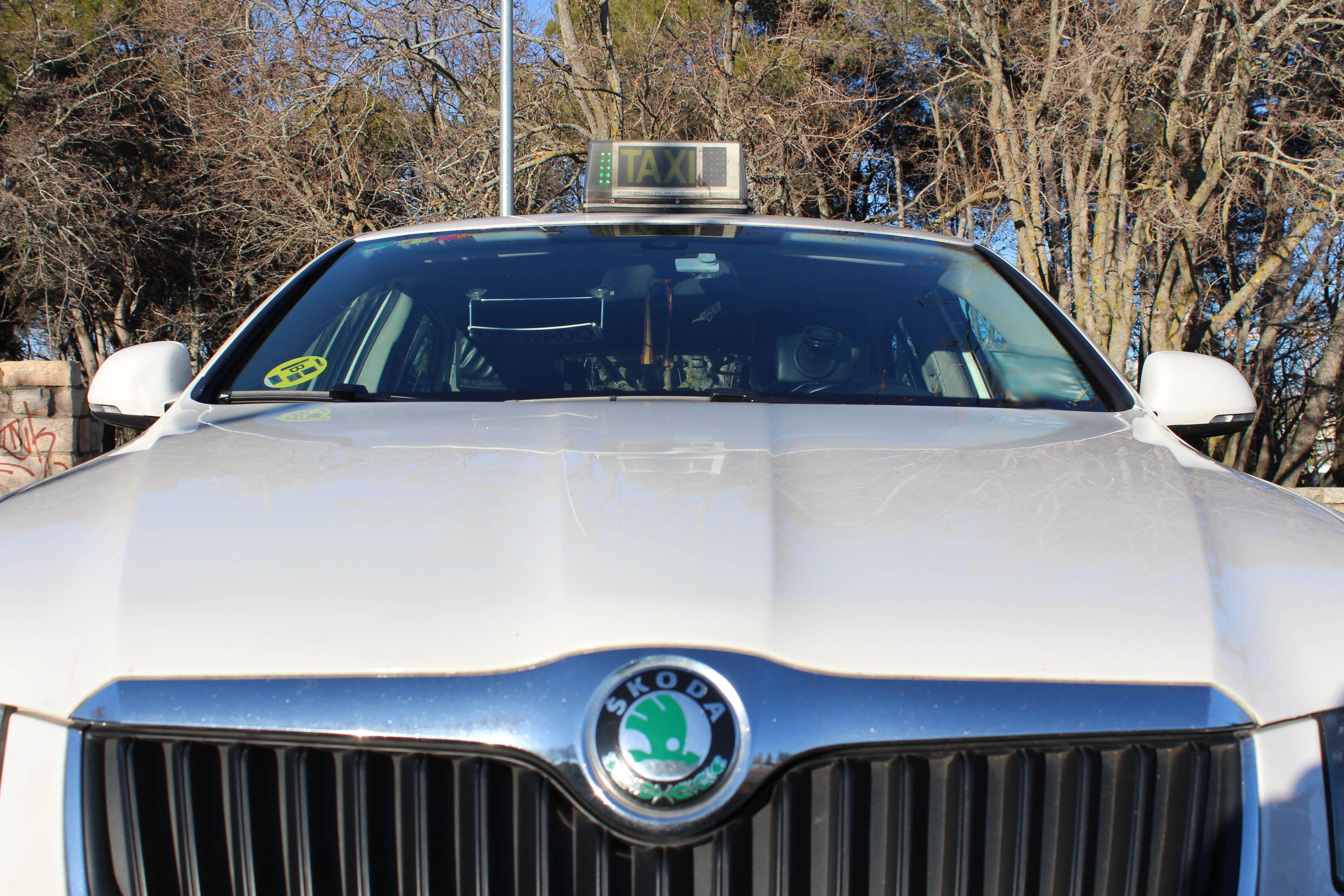 Foto 4 de Taxis en Colmenar Viejo   Radio-Taxi Colmenar