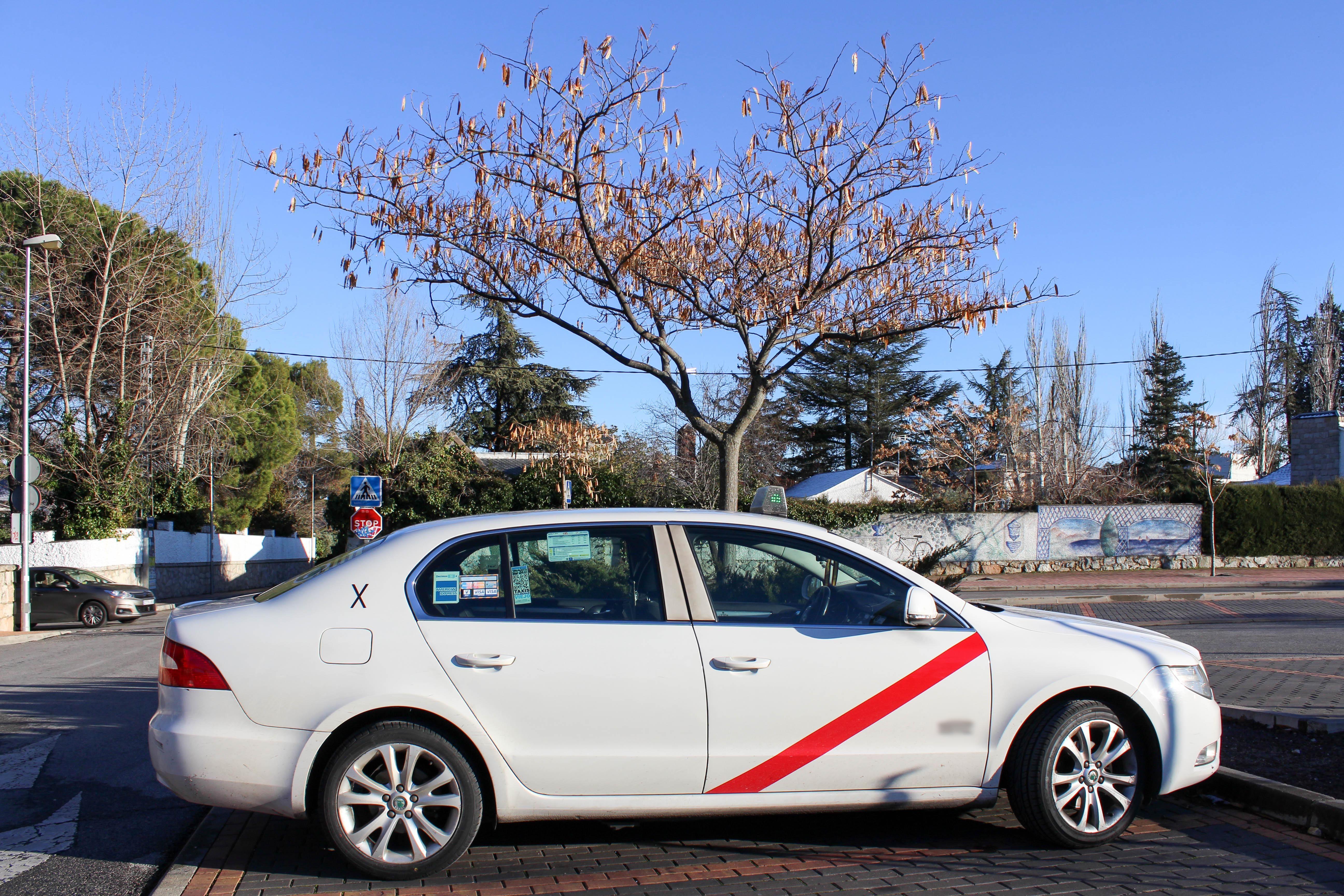 Foto 2 de Taxis en Colmenar Viejo | Radio-Taxi Colmenar